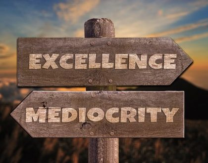 How excellence comes by getting the basics right