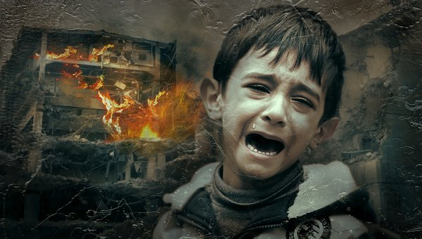 Why is there so much suffering in the Muslim world?