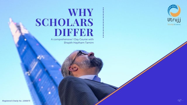why scholars differ