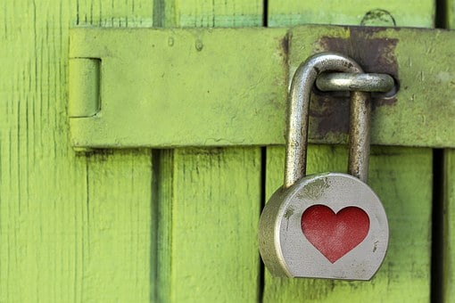 locking six doors of the heart
