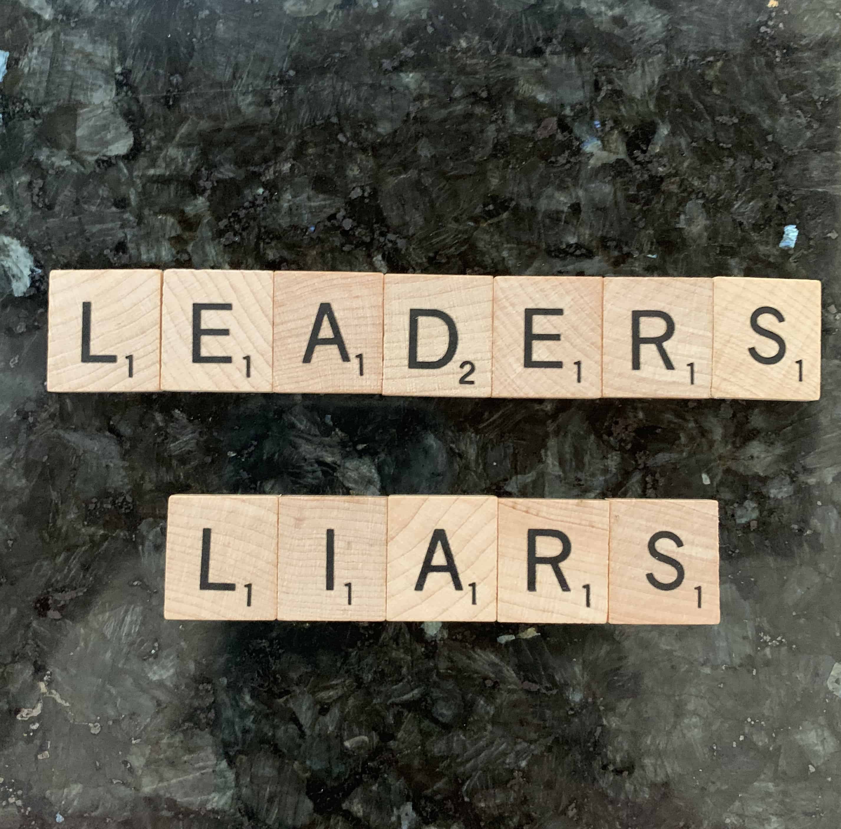 liars and oppressive leaders