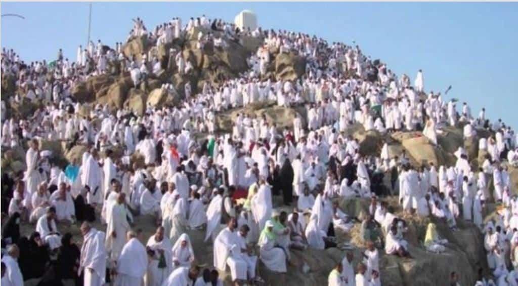 hajj reflections 6 - day of arafah
