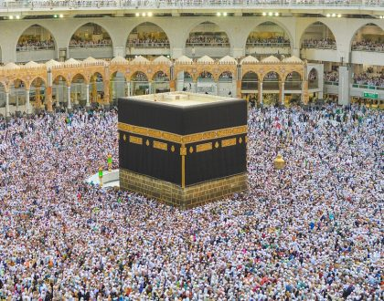 hajj reflections - tawaf and sa'ee