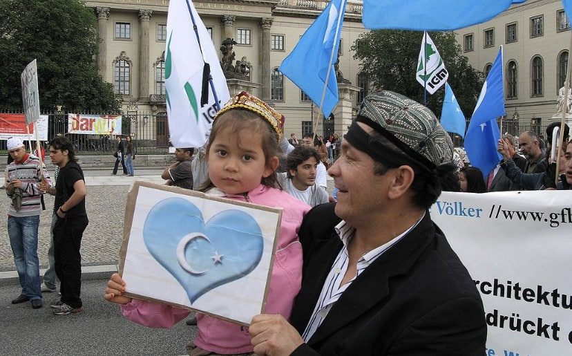 Defending the Uighurs in China