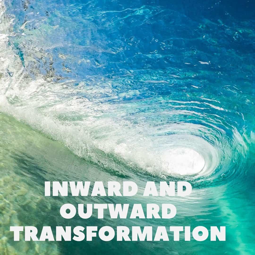 inward and outward transformation