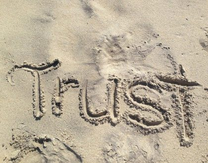 Increase your trust in Allah