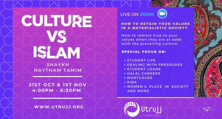 culture vs Islam 2020