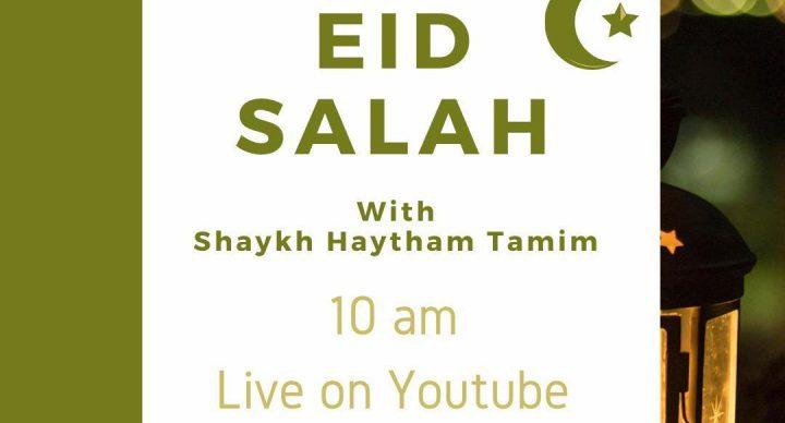 Eid salah- online
