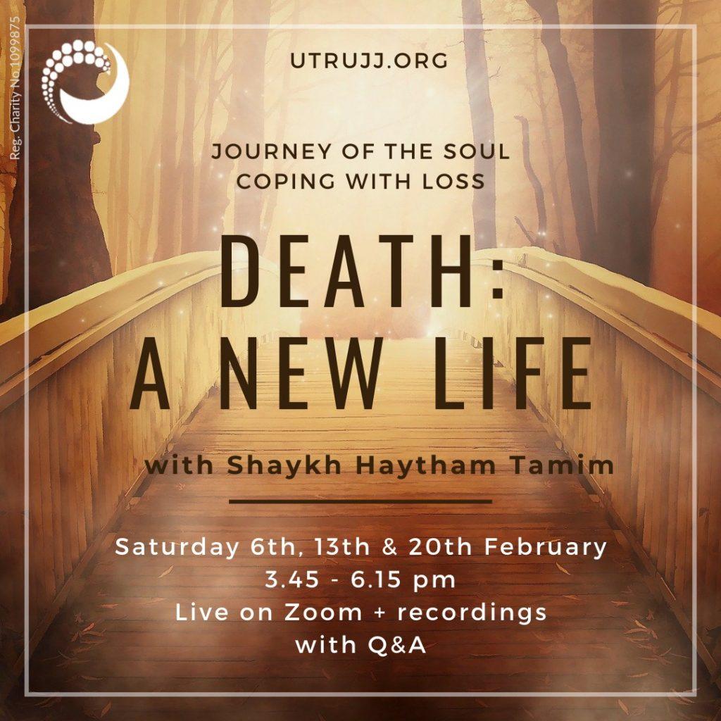 death - a new life