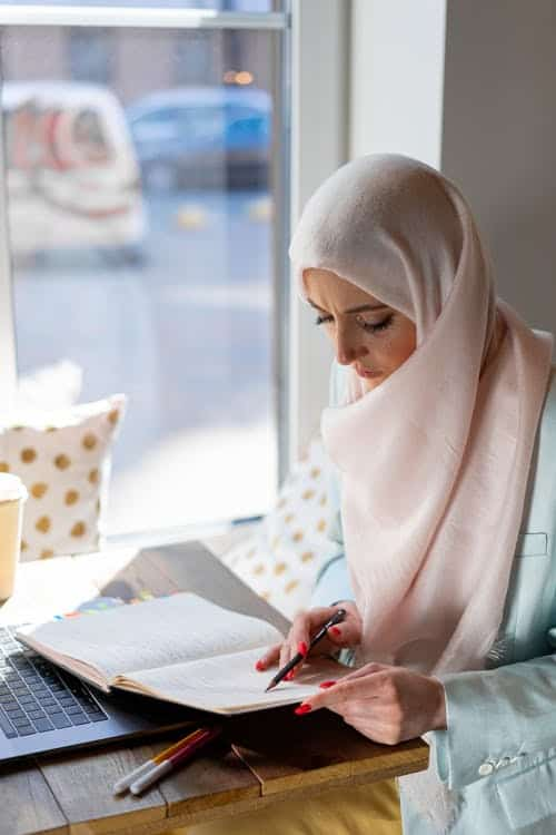 Blocking the haram. The command to lower the gaze and to wear the hijab in Surah An Nur