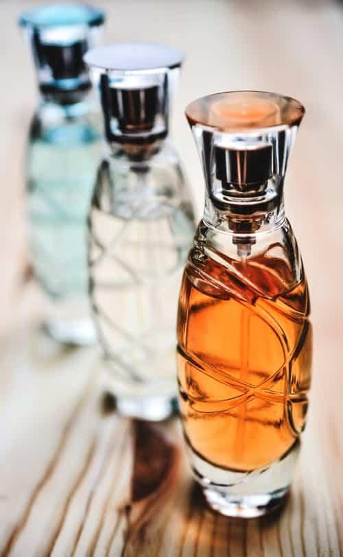 Is perfume halal for women?