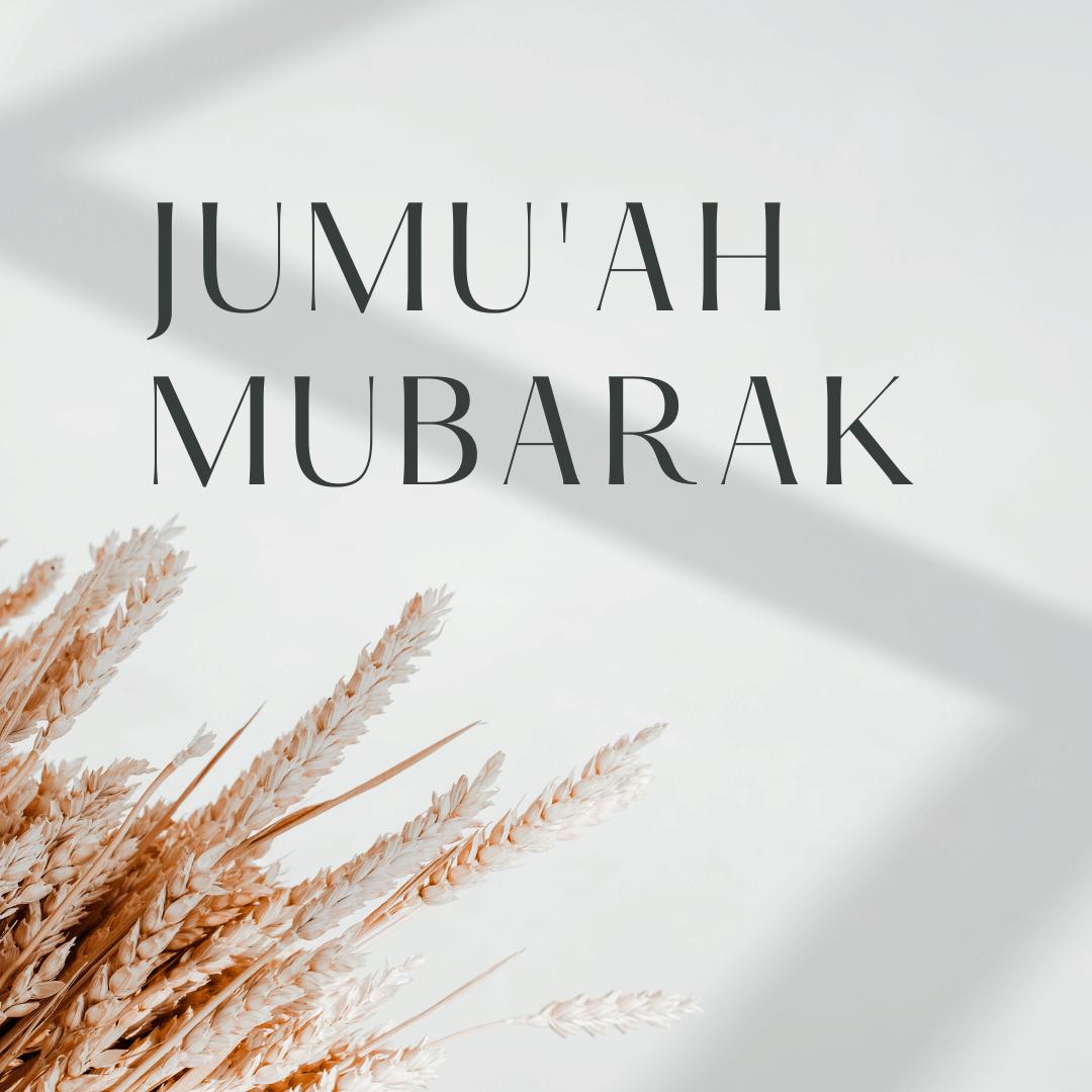 Is it OK to wish Jumu'ah Mubarak?