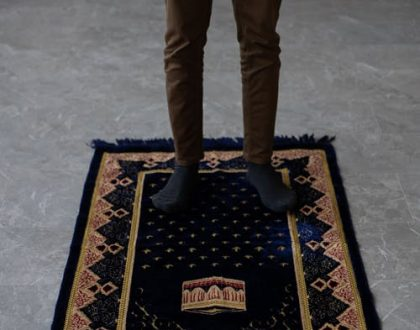 Do you have to make up missed salah?