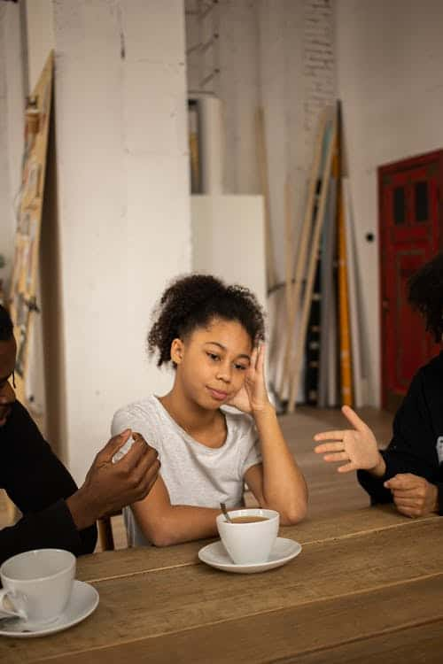 How can you get your child to cooperate when they are fed up with your instructions?